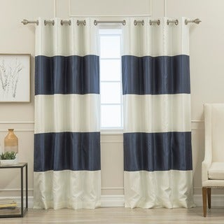 Beautiful Striped Curtains 96 Inches