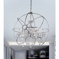 Saturn's Ring 32-inch Chandelier