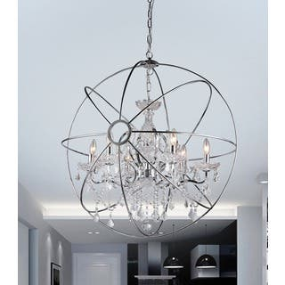 Saturn S Ring 32 Inch Chandelier