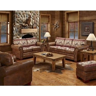 Deer Valley Lodge 4-piece Set