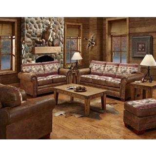 Deer Valley Lodge 4-piece Set