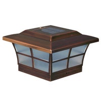Brown Solar Lighting