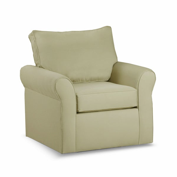 Belle Meade Swivel Arm Chair   Free Shipping Today   Overstock.com    16399034