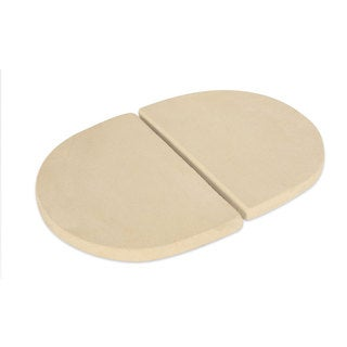 Primo Ceramic Heat Deflector Plates for Oval 400