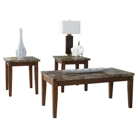 Theo 3-piece Occasional Table Set
