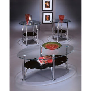 Signature Design by Ashley Dempsey 3-piece Occasional Table Set