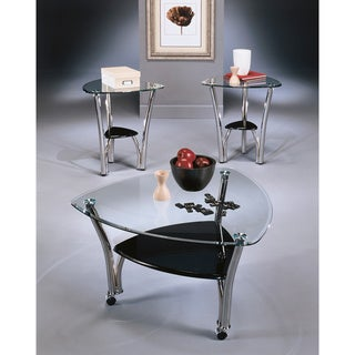 Signature Design by Ashley Pascal 3-piece Occasional Table Set