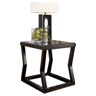 Signature Design by Ashley Kelton Espresso End Table