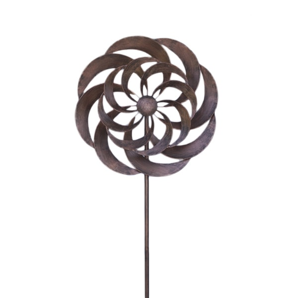 Wind Weaver Kinetic Decorative Wind Art Spinner Free
