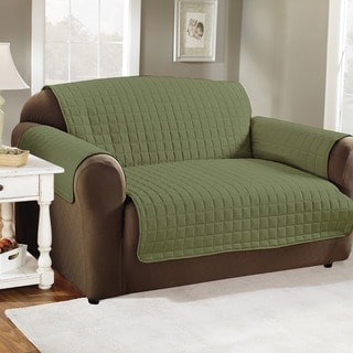 Green Loveseat Covers Amp Slipcovers Shop The Best Deals
