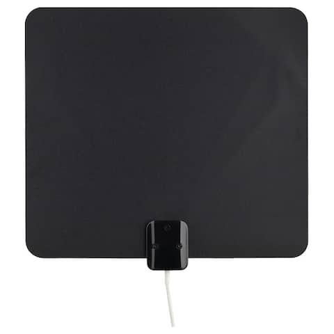 RCA Ultra-Thin, Omni-Directional, Indoor Amplified HDTV Antenna