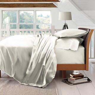 Sandra Venditti 600 Thread Count Cotton Rich Sheet Set