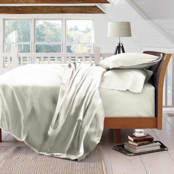 Sandra Venditti - 600 Thread Count Cotton Rich Sheet Set