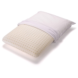 Authentic Comfort Back and Side Sleeper Memory Foam Pillow (Pack of 1 or 2)
