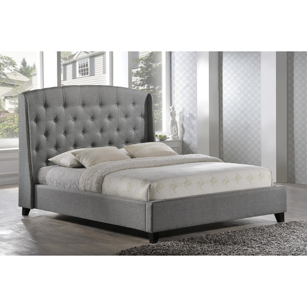Shop LuXeo Laguna Tufted Upholstered Contemporary Grey