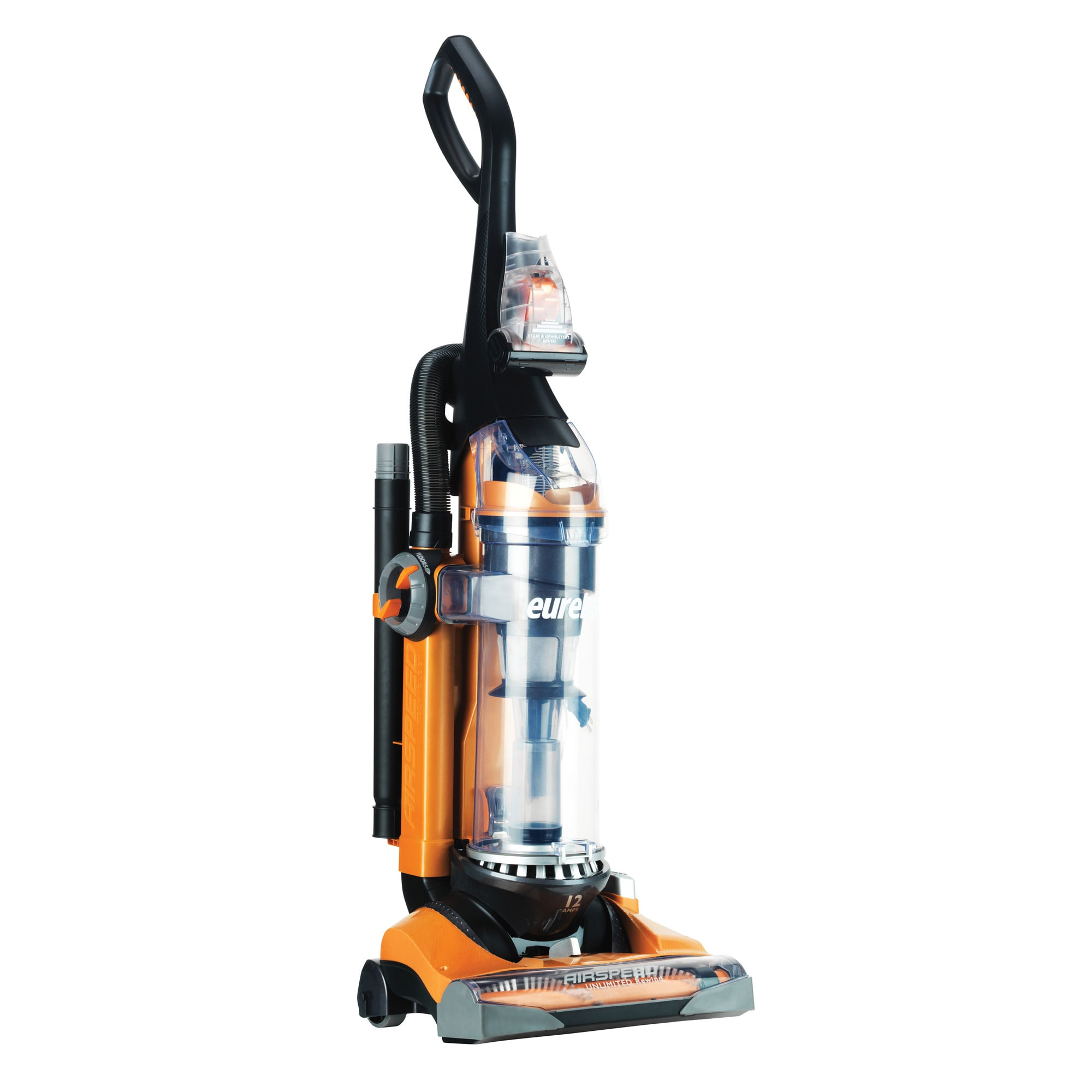 Eureka AS3030AE Airspeed Unlimited Rewind Bagless Vacuum,...