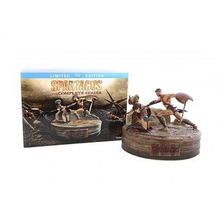 Spartacus: The Complete Collection Limited Edition (Blu-ray Disc)