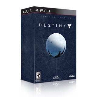 PS3 - Destiny Limited Edition