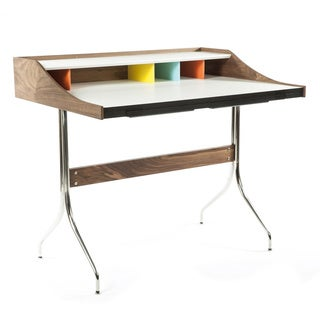 Hans Andersen Home Walnut Swag Desk
