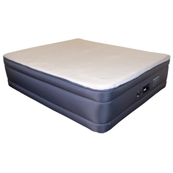 Shop Altimair Raised Memory Foam Laminated Nylon King Size