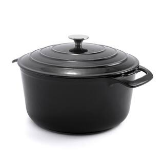 Cook's Tools Cast Iron Porcelain Dutch Oven|https://ak1.ostkcdn.com/images/products/9236972/P16403611.jpg?impolicy=medium