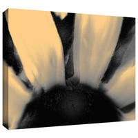Dean Uhlinger 'Faux floral' Gallery-wrapped Canvas