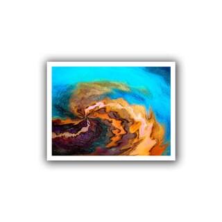 Dean Uhlinger 'Ditood' Unwrapped Canvas