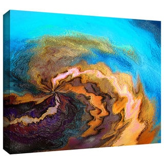 Dean Uhlinger 'Ditood' Gallery-wrapped Canvas