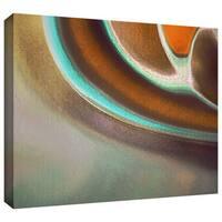 Dean Uhlinger 'Taku' Gallery-wrapped Canvas - Multi