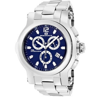 Oceanaut Men's Baccara XL Stainless Steel Chronograph Watch