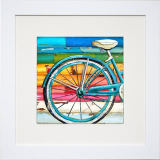 Danny Phillips 'Life Cycles' Framed Art Print with Mat