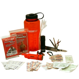 Survival Compact Survival Bottle Kit