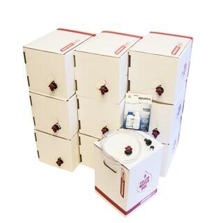 Emergency Zone 50-gallon Home Water Storage/ Treatment Kit