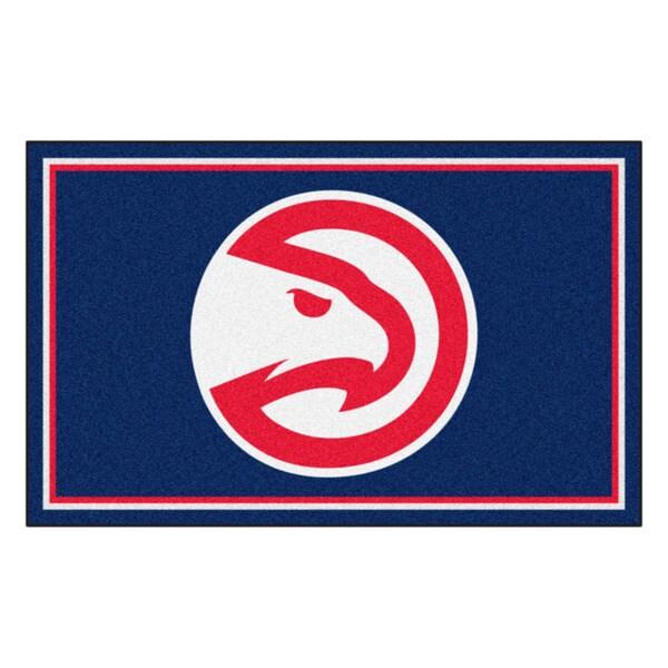 Basketball Rug Target: Fanmats NBA Area Rug (5' X 8')
