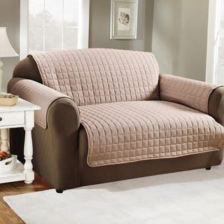 Luxury Furniture Quilted Sofa Protector