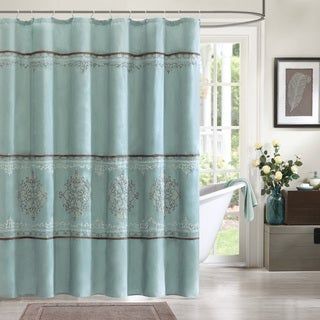 Madison Park Brussel Seaform Shower Curtain