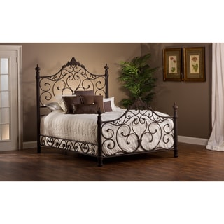 Baremore Antique Brown Bed Set