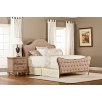 Jefferson Bed Set - Beige