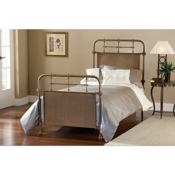Kensington Bed Set   Old Rust   Free Shipping Today   Overstock.com    16404349