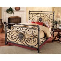 Mercer Bed Set - Brown