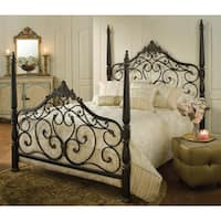Gracewood Hollow Camus Intricate Bed Set - Black