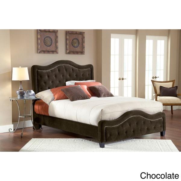 Trieste Bed Set - Buckwheat & Chocolate