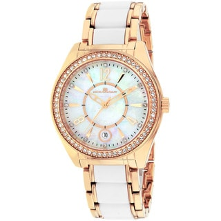 Oceanaut Women's Mother of Pearl Dial Watch