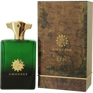 Amouage Epic Men's 3.4-ounce Eau de Parfum Spray