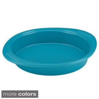 SilverStone Hybrid Ceramic Nonstick Bakeware 9-inch Round Cake Pan