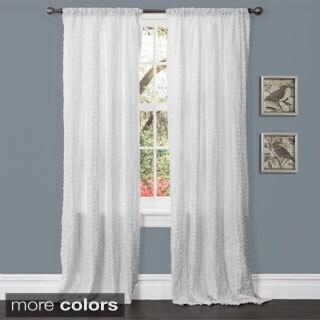 Lush Decor Rosina Window Curtain Panel