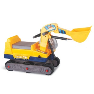 Merske Ride-on 6-wheel Bulldozer