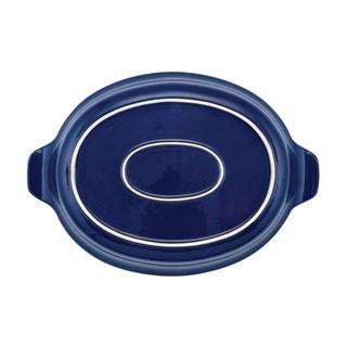 Anolon Vesta Stoneware 3-quart Oval Au Gratin