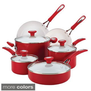 SilverStone Ceramic CXi Nonstick 12-piece Cookware Set With $30 Mail-in Rebate