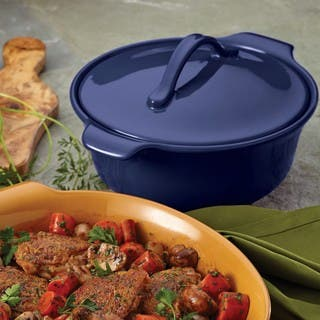 Anolon Vesta Stoneware 3-Quart Round Casserole Pot|https://ak1.ostkcdn.com/images/products/9238636/P16405033.jpg?impolicy=medium